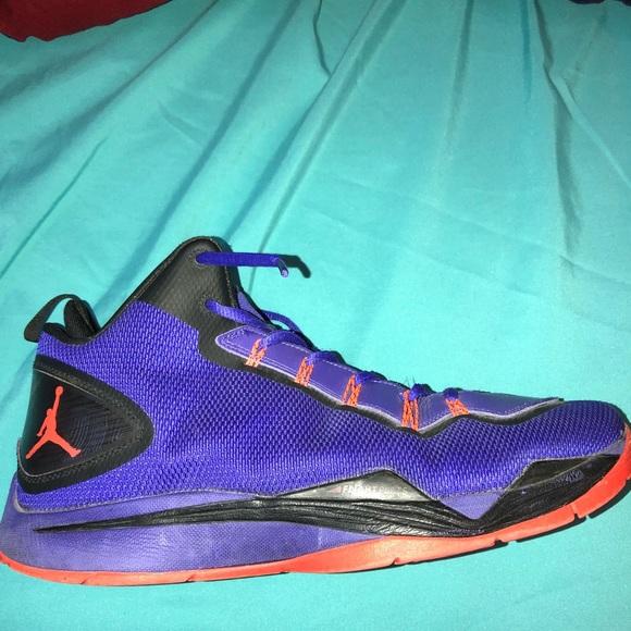 312a76e93fc Jordan Shoes | Superfly 2 Purpleblackorange | Poshmark
